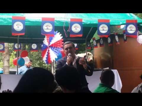 Benque Marimba Youth Academy- celebrating Belize Day in Guatemala September 20th, 2015
