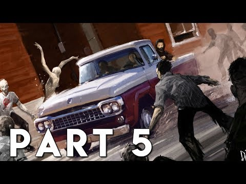 STATE OF DECAY 2 Walkthrough Gameplay Part 5 - ZOMBIE HORDE