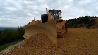 bulldozer cat d6n lgp