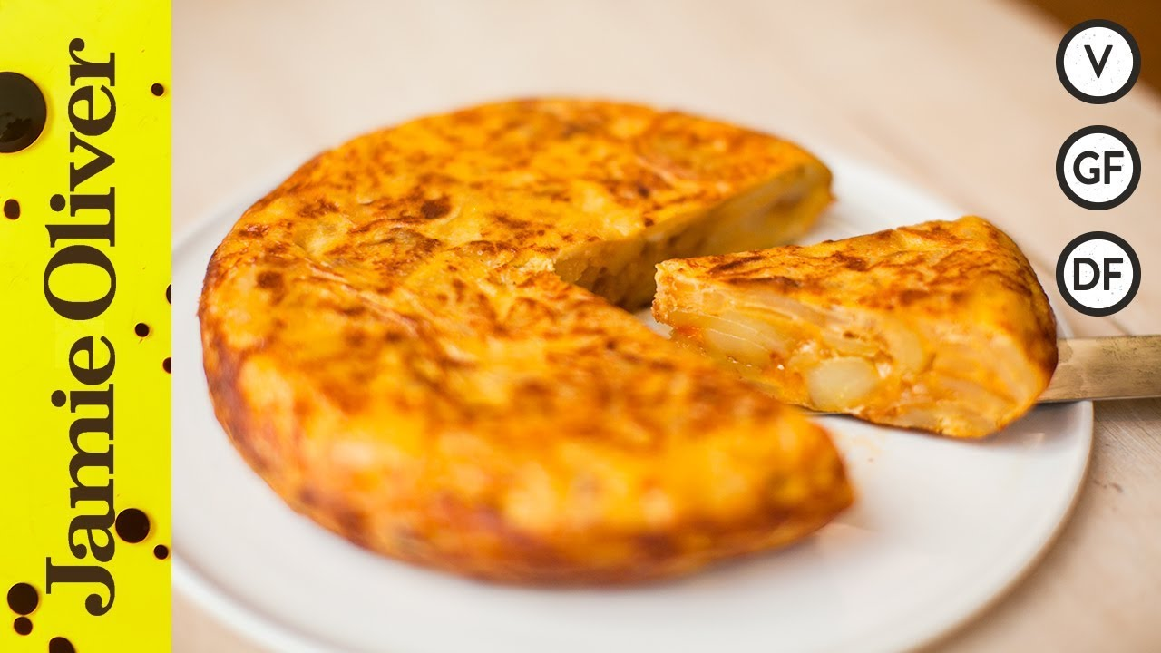 Original Spanische Tortilla Ultimate Spanish Omelette Omar Allibhoy