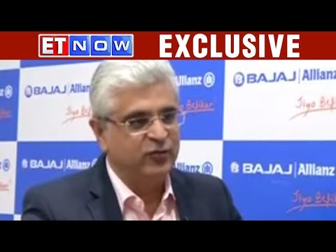 Tarun Chugh, MD & CEO Bajaj Allianz Life Insurance On GST Rollout