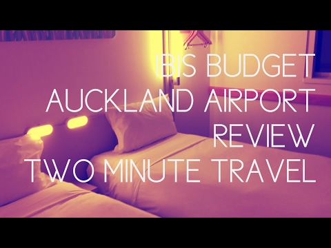 Ibis Budget Auckland Airport Review - Two Minute Travel
