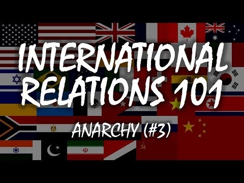 Anarchy (International Relations)