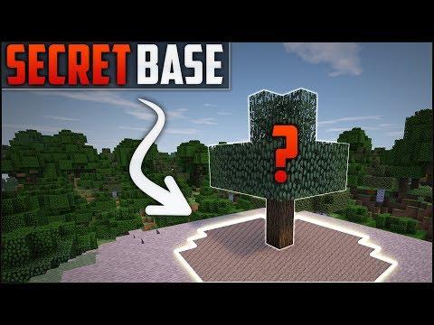 Minecraft: How To Build A Secret Base Tutorial (#9) thumbnail