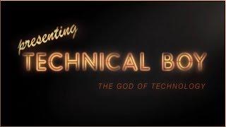 "American Gods - ""Technical Boy"" Promo"
