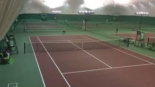 Невероятная игра в большой теннис
