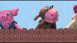 Bedtime for Chickies Puppet Show Trailer