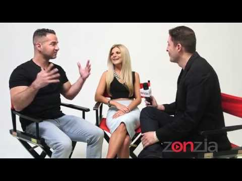 "Mike ""The Situation"" Sorrentino & Lauren Pesce on ""Marriage Boot Camp: Reality Stars"" BTVRtv"