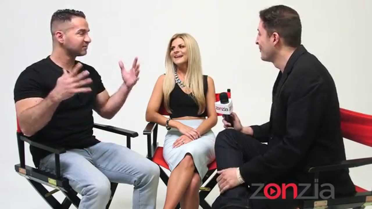Mike The Situation Sorrentino Lauren Pesce On Marriage Boot Camp Reality Stars BTVRtv