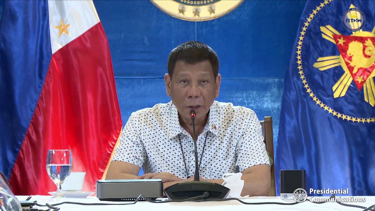 PRRD's Video Message on the 157th Birth Anniversary of Andres Bonifacio 11/30/2020