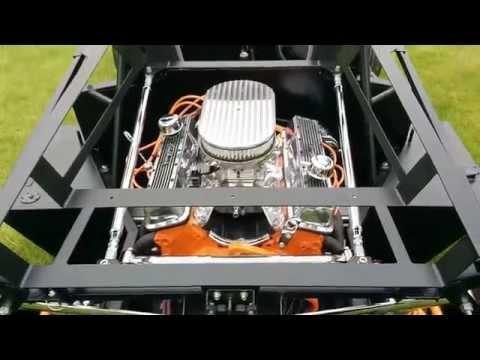 Lamborghini Countach Replica Rolling Chassis UPDATE