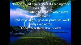 Glory and Gore Lyrics (Lorde) HD