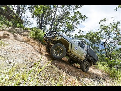 This will make you buy a 4WD.