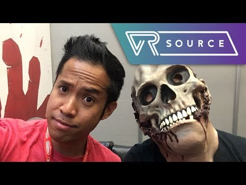 Bloody Zombies VR Enhanced Brawler at E3 2017