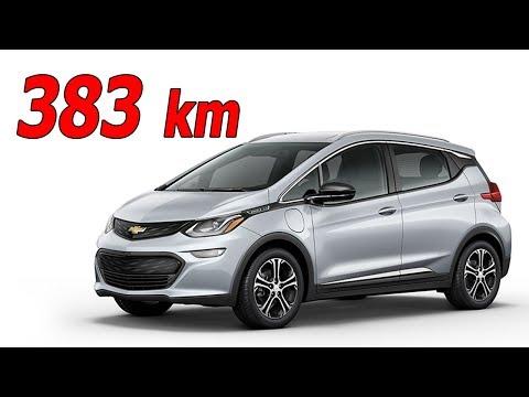 Chevrolet Bolt EV ô tô điện chạy 383 km mỗi lần sạc tại VMS 2017 | Lucky Luan
