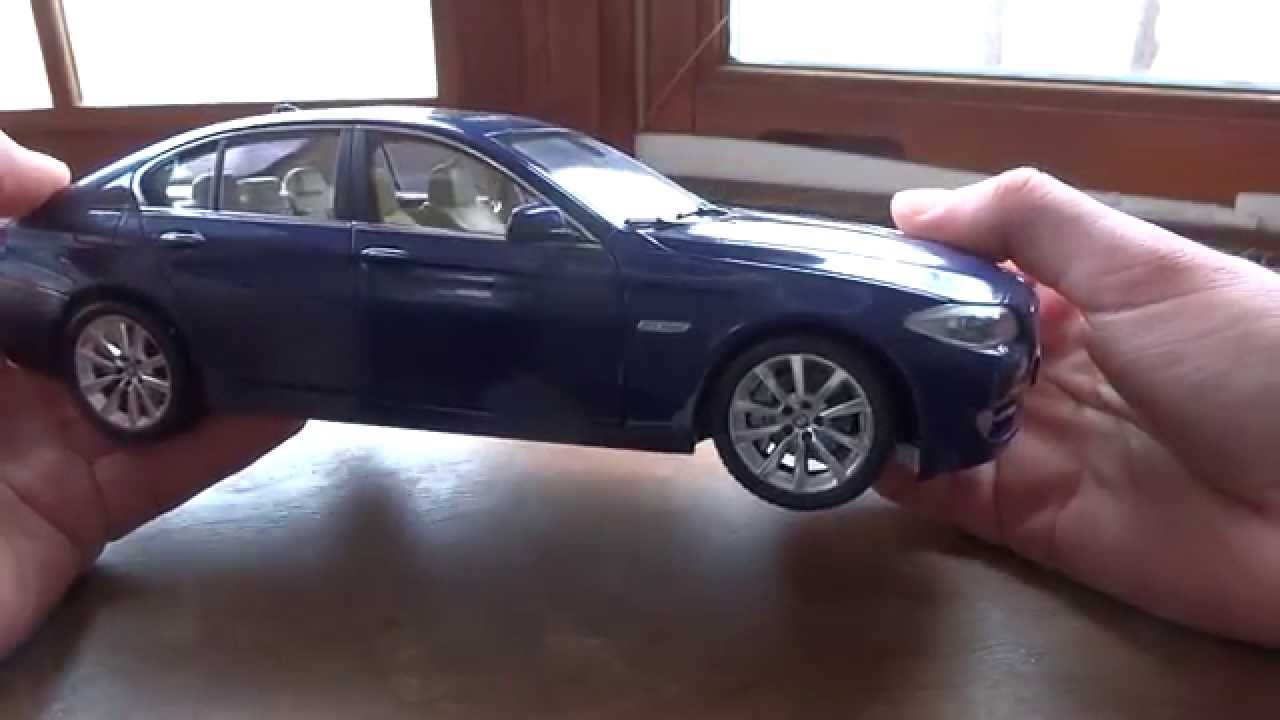 review of 1 18 bmw 535i by welly youtube. Black Bedroom Furniture Sets. Home Design Ideas