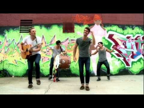 Ellie Goulding - Lights (performed by American Authors)