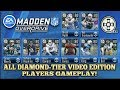 MADDEN NFL OVERDRIVE 90 OVR DIAMOND-TIER VIDEO EDITION ALL PLAYERS GAMEPLAY!