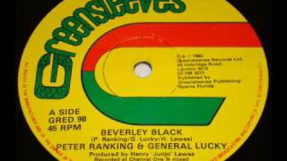 Peter Ranking & General Lucky Beverly Black with Version