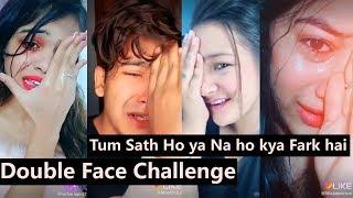 Double Face Challenge Like App Videos | Manjul Khattar, Aashika Bhatia