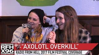 """Radio From Hell 2017 Film Festival Coverage: """"Axolotl Overkill"""""""