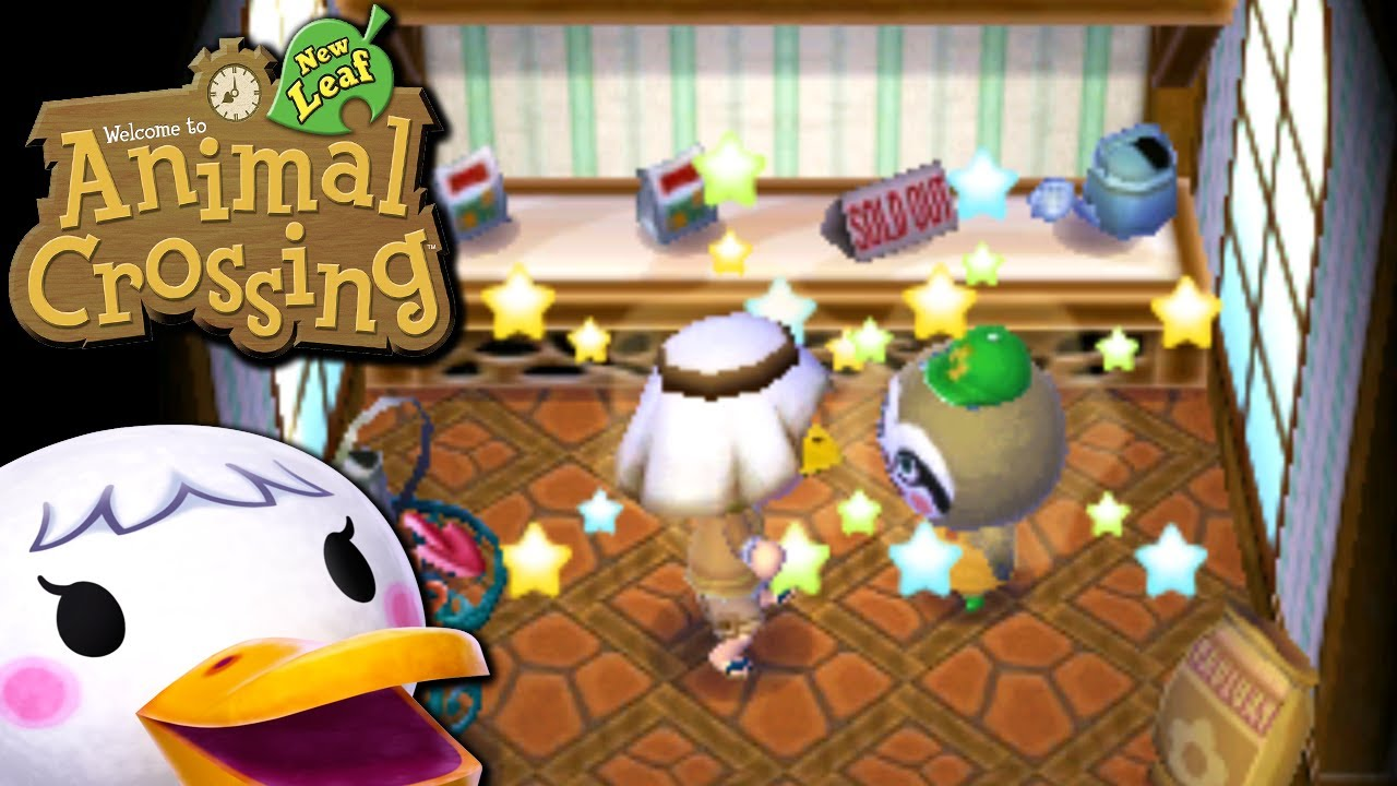 Animal Crossing: New Leaf - Closing Time (Nintendo 3DS ...