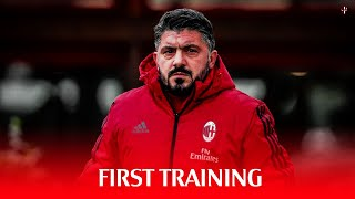 Download FULL TRAINING AT MILANELLO - FIRST FOR COACH GATTUSO - AC MILAN (29/11/2017) | REPLAY MilanActu [HD] Mp3 and Videos