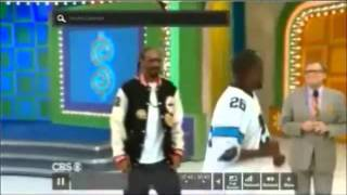 Snoop Doggy Dogg on Price is Right