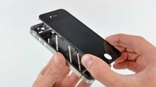 видео iPhone 4s proximity sensor secret