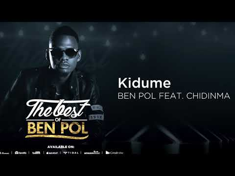Ben Pol ft. Chidinma - KIDUME - THE BEST OF BEN POL (Official Audio)
