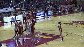 Highlights: NSU Women's Basketball vs Southwest Minnesota 2/9/18 I Hate Winter