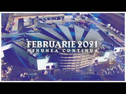 BETANIA DUBLIN // Minunea Continua - Februarie 2021