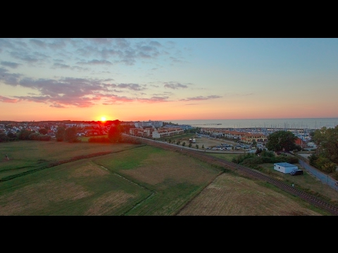 "Dream of Baltic Sea Resort Kühlungsborn  ""gefilmt mit DJI Mavic Pro"""