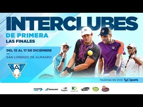 Torneo Interclubes de Tenis: Cuartos de Final - Primera División