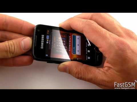 Unlock Samsung S8000 Jet & S8003