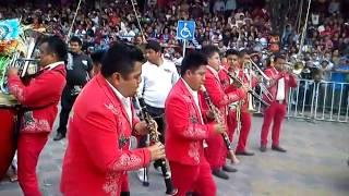 BANDA TIERRA MOJADA EN EL CARNAVAL DE HUEJOTZINGO PUEBLA 2014