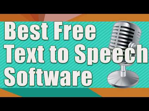 Best Free Text To Speech Tool, Convert Text Into Human Sounding Voice