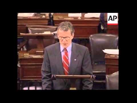 WRAP House of Representatives vote on Iraq policy, Bush remarks, Senate debate