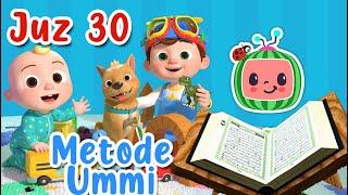 Download Juz 30 Metode Ummi Mudah Dihafal Juz Amma Anak Cocomelon
