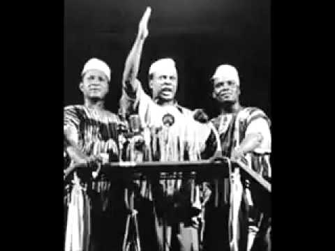 Kwame Nkrumah speech - YouTube