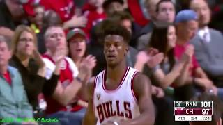 Jimmy Butler - Every Game Winners and Clutch Moments (Season 2015-16)