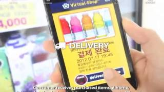 Tesco Homeplus Subway Virtual Store (CANNES LION GRAND PRIX 2012)