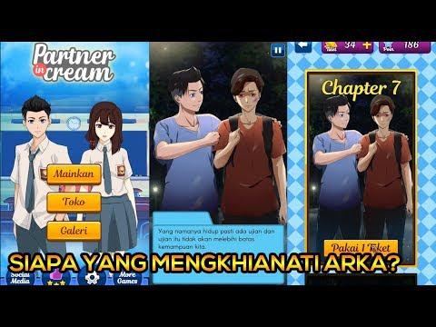 Siapa yang Mengkhianati Arka? Partner In Cream Chapter 7 (Android) streaming vf