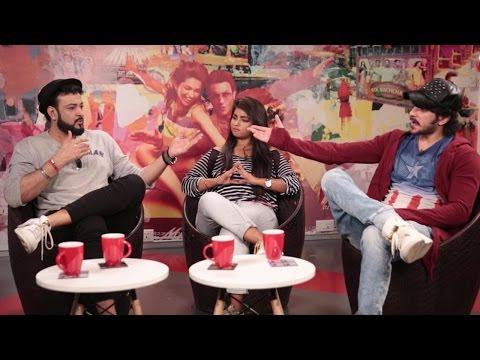 Bigg Boss 10 debate | Rishabh Sinha, Lokesh Kumari, Santosh Shukla