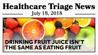 Juice: It's Sugary, It's Caloric, and It's Not Great for You thumbnail