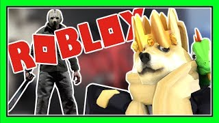HAVING SAMMICH LEGS in ROBLOX | HUNTED