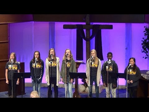 PRAISE TEAM AT BETHANY CRC - Valley Christian Middle School