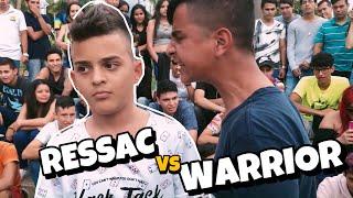 ((BATALLON)) RESSAC vs WARRIOR || FREESTYLE BUCARAMANGA || SKILLS MIC™ thumbnail