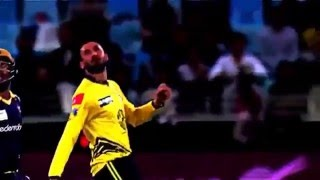 4 biggest sixes in PSL