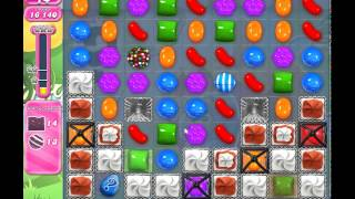 Candy Crush Saga Level 807 - No Boosters